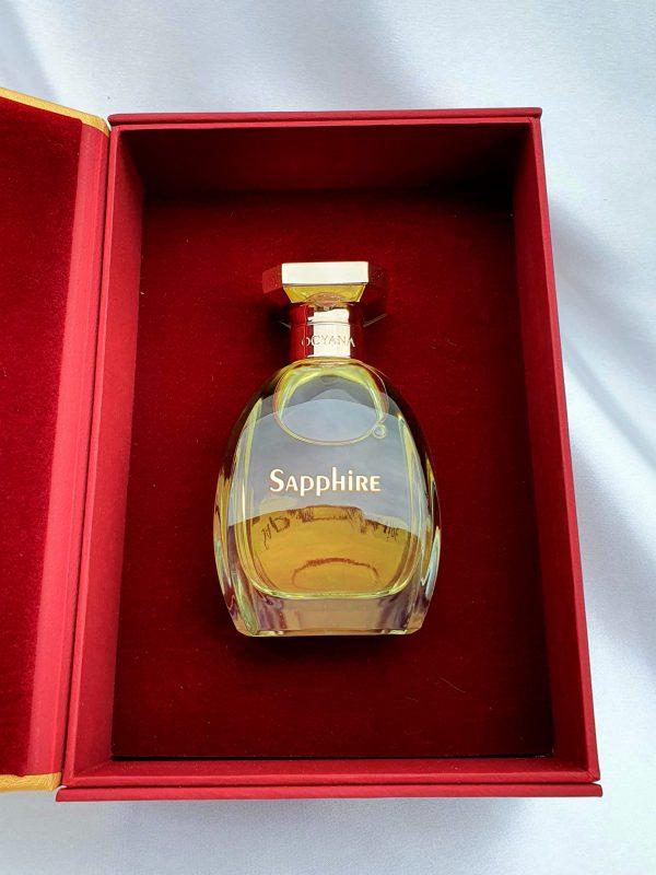orientalny zapach Ocyana Sapphire