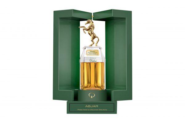 Orientalny perfum Dubai ABJAR